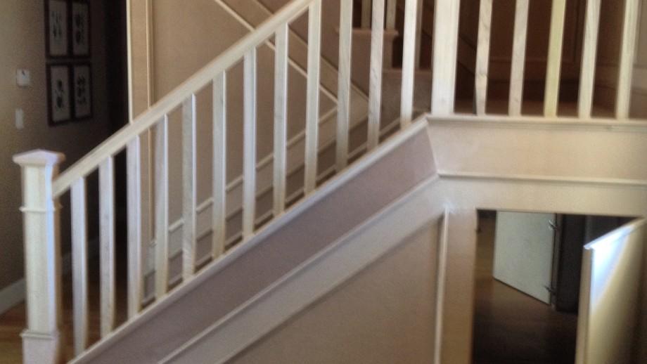 Irvine Open Stair with Stringers - Martin StairwaysMartin